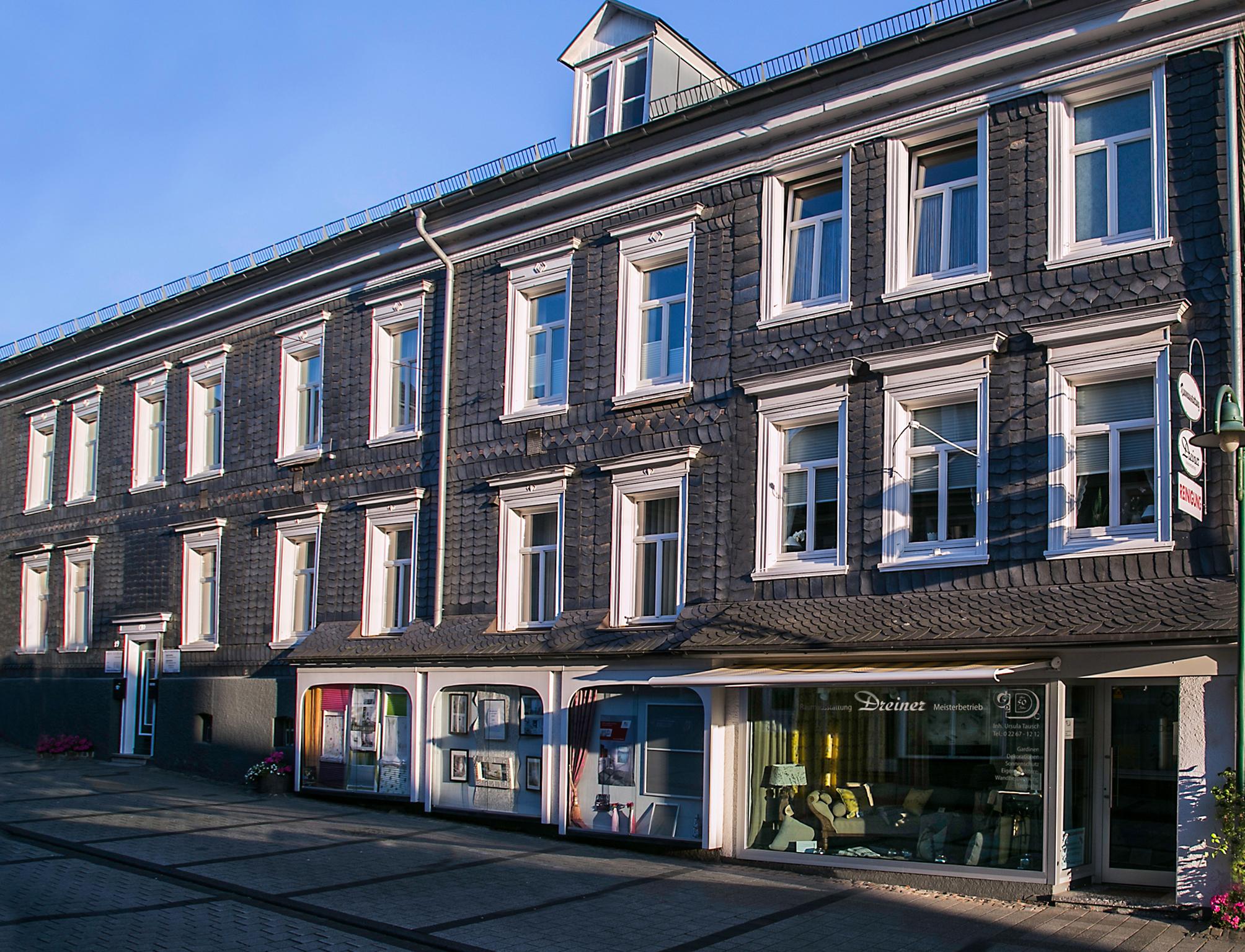 Unser Ladenlokal in der Hochstraße, Wipperfürth